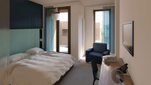 Uus spaahotell Pärnus I Wasa Resort
