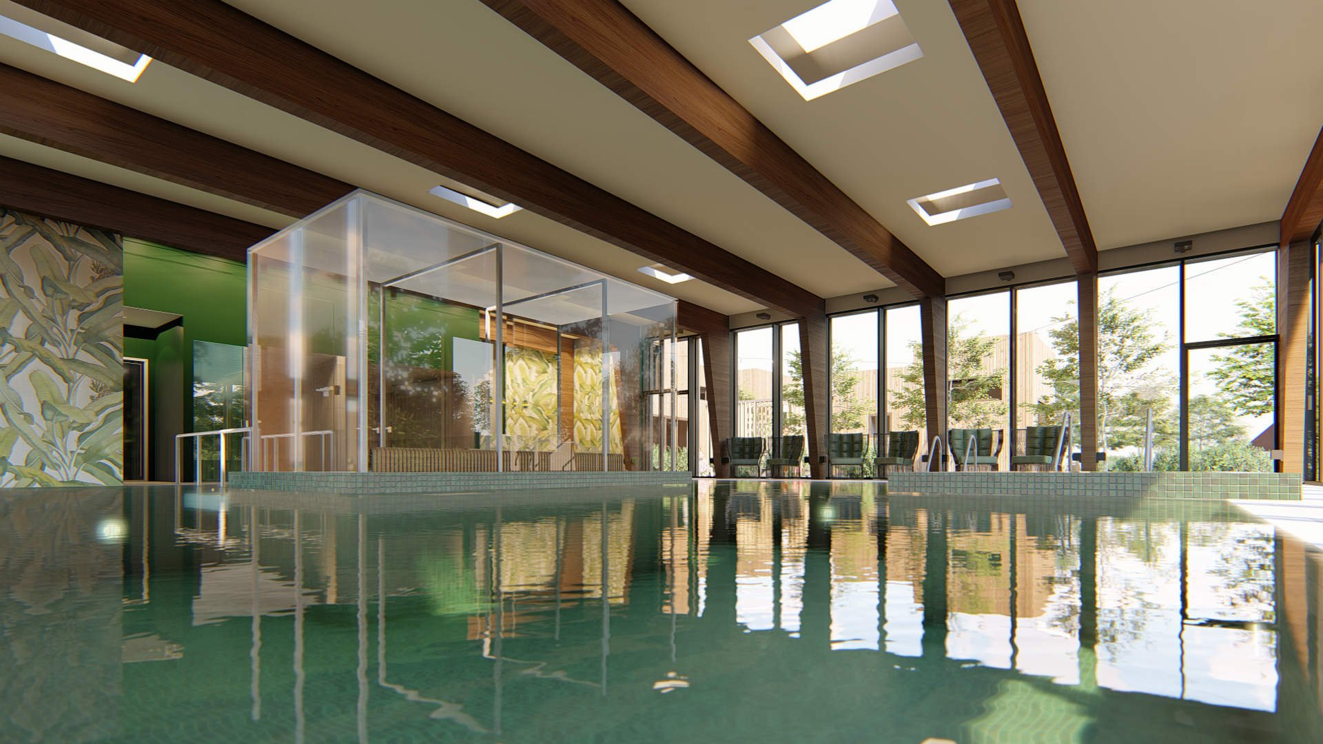 Uus spaa Pärnus I Wasa Resort