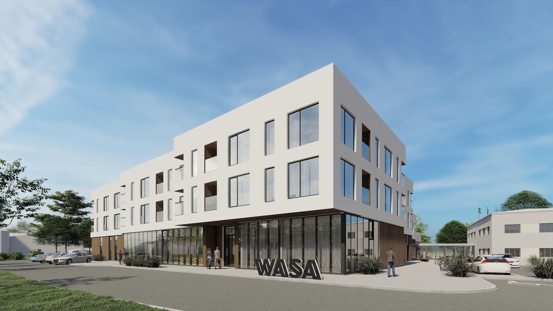 Wasa Resort spaahotell Pärnus