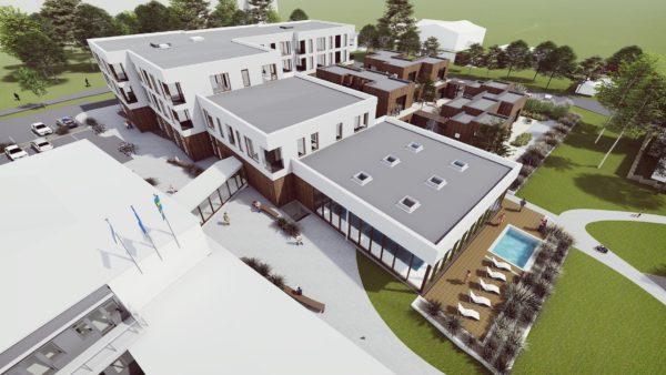 Wasa Resort I Spahotell Pärnus