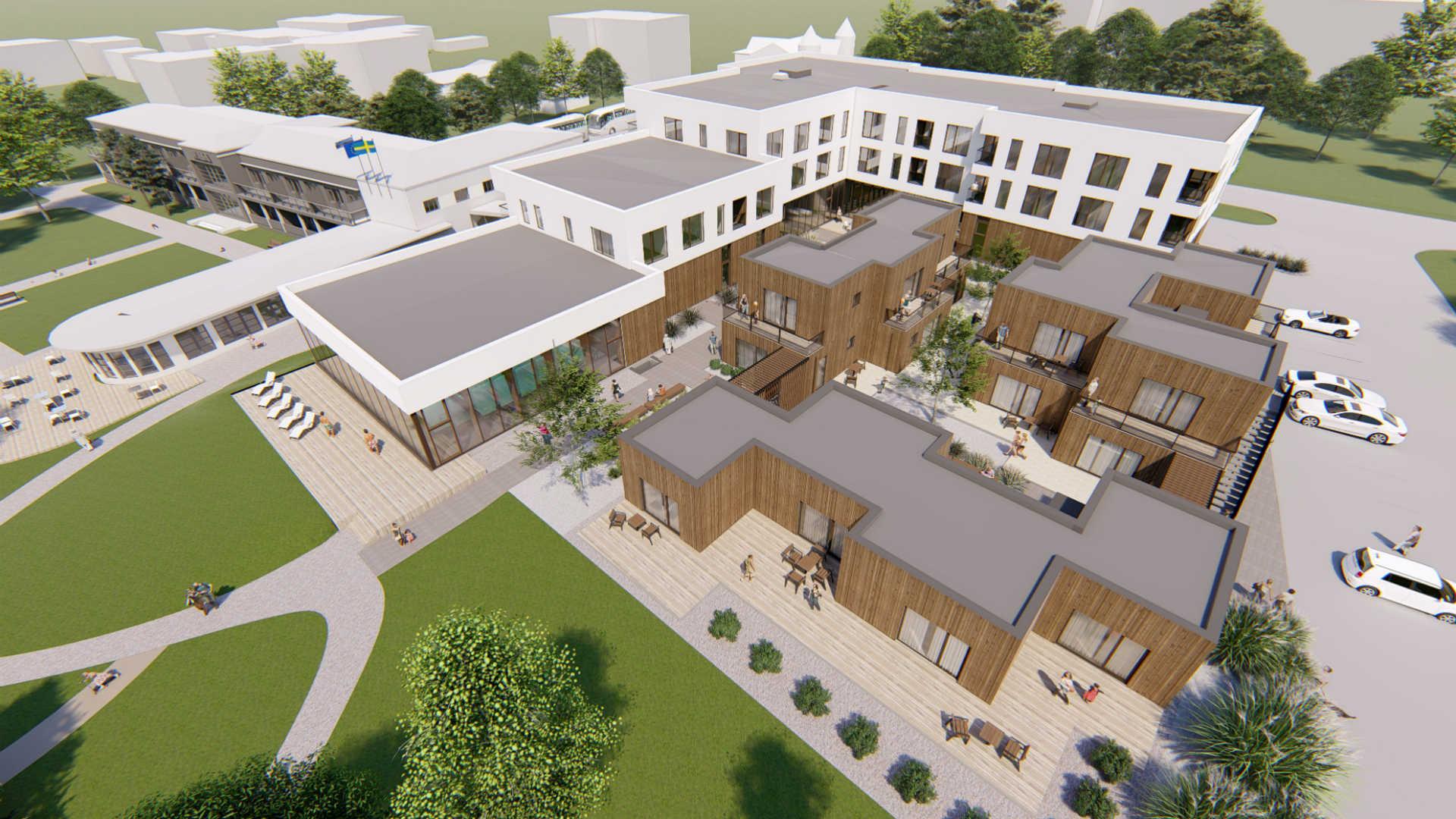 Wasa Resort uus spaahotell Pärnus