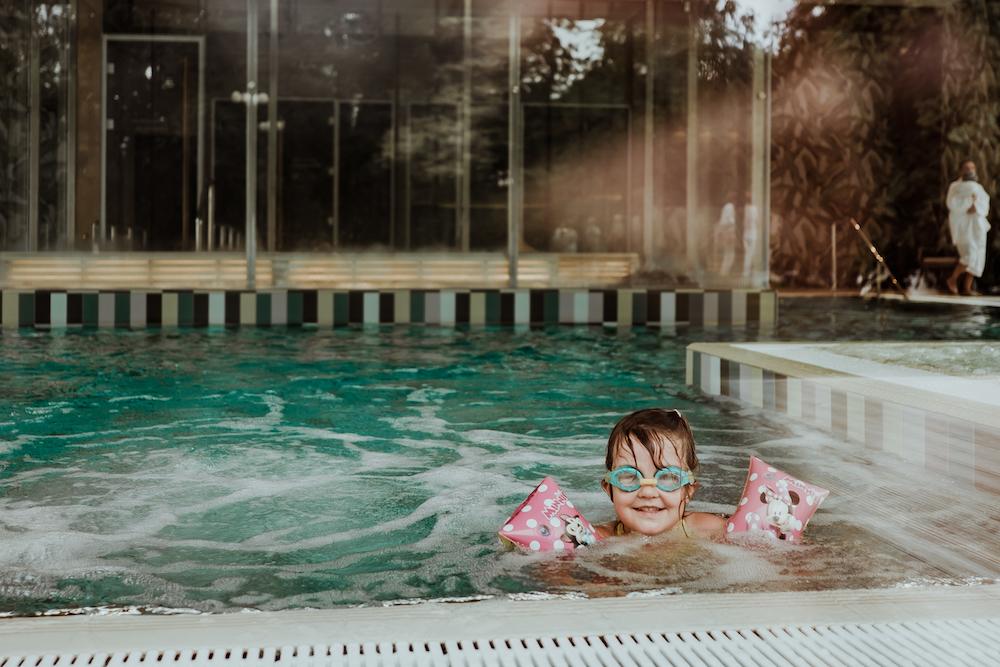 Wasa Resort, laps basseinis, perepuhkus