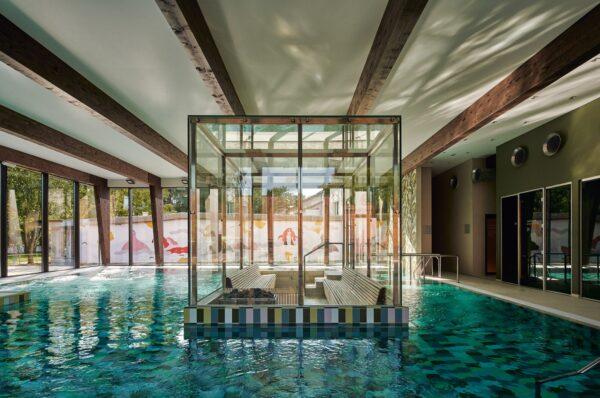 Wasa Resort basseini- ja saunakeskus sanaarium
