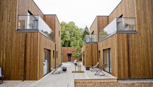 Apartement, kvartal, Pärnu, terrass