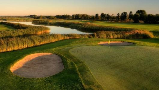 White Beach Golf majutuspakett Wasa Resort hotellis